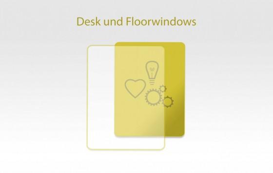 Desk-und FloorWindos