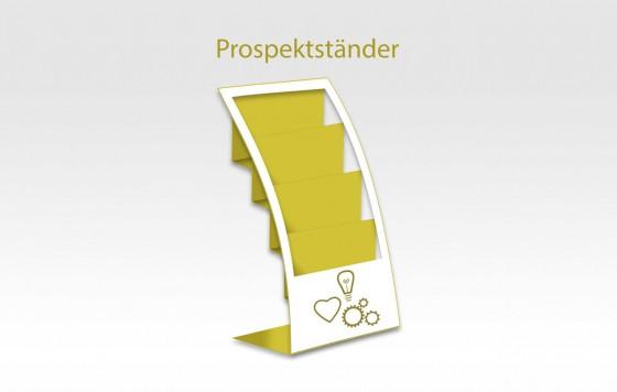 Prospektständer (Metall)